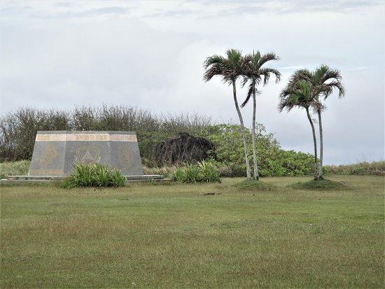 Asan, Quần đảo Mariana: War memorial