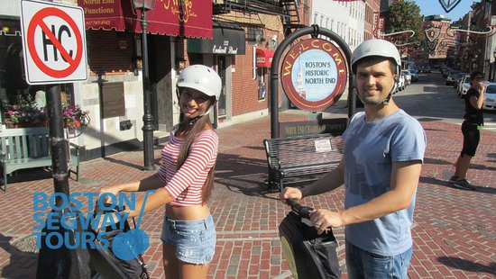 Rated #1 on #TripAdvisor out of 209 other #tours in #Boston? Yeah, there's a reason for that 😃 Check out all our #reviews across the board 👍 then decide for yourself! www.bostonsegwaytours.net