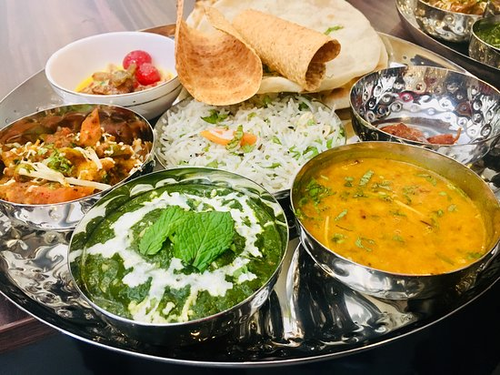 Caffe Primo: North india Thali Meals