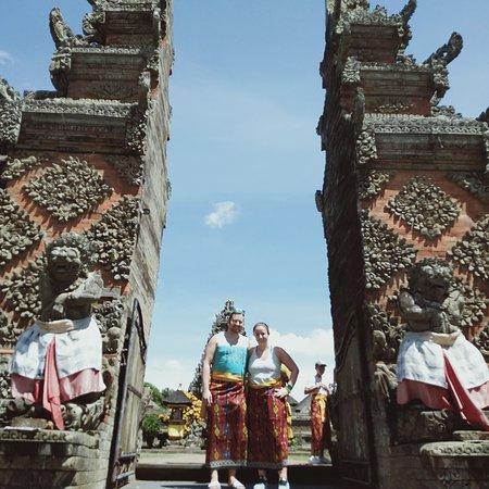 Batuan tample....in Ubud