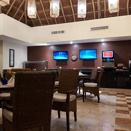 We took the upgrade to premium level,  well worth it.you get a pool, designed beach front and a breakfast/snack restaurant. That is very nice. The staff was very friendly and helpful. The grounds very well maintained. The units clean and comfortable.  Everyone worked hard to make our stay very pleasant.