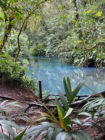 Buena Vista, Costa Rica: Blue river