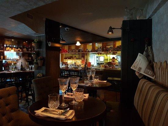 De bästa restaurangerna i närheten av Fotskäl Tripadvisor
