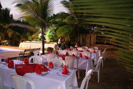 Chame, Panama: services de catering