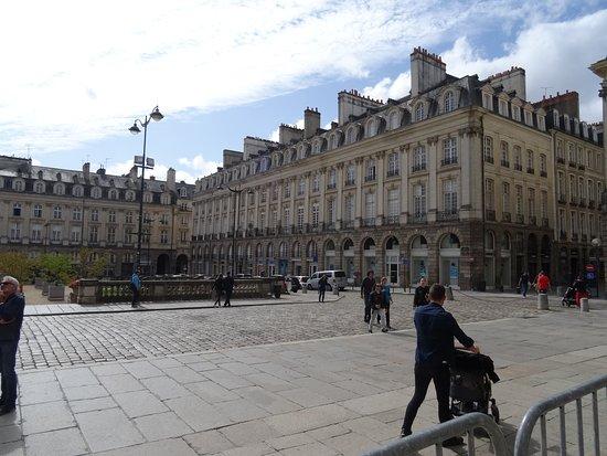 Place du Parlement-de-Bretagne