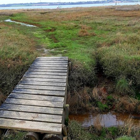 Wrabness Nature Reserve