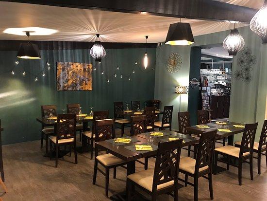 Montalivet, France: Restaurant le Marin