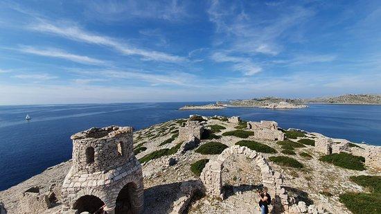 Vodice, โครเอเชีย: Island Mana NP Kornati
