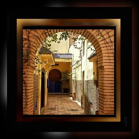 "#MarrakechMedina "" full of Romance """