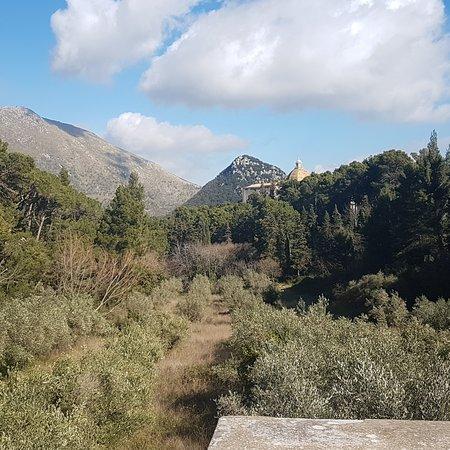 San Martino delle Scale, Italija: San