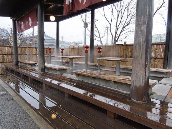 Yufuin Station Ashiyu