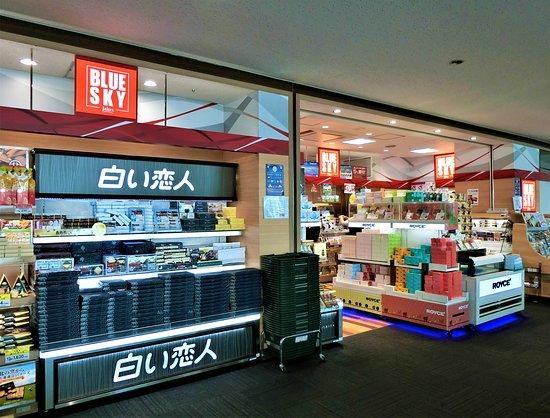 Blue Sky Shinchitose Airport Terminal Bldg