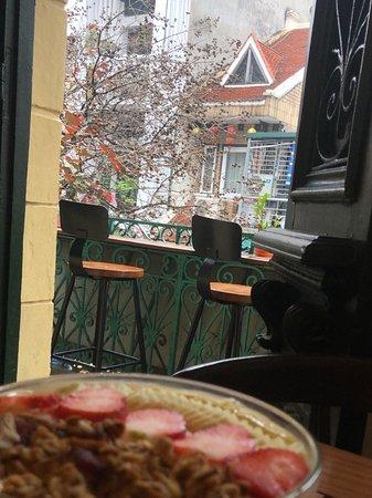 Bilde fra Hanoi Coffee Station
