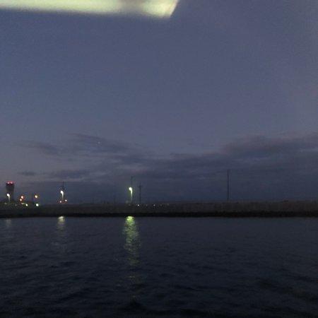 Κόμπε, Ιαπωνία: 神戸空港の関西国際空港行き神戸-関空ベイ•シャトルの駐車場で車を置いてミュンヘン経由ミラノ へ