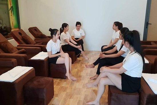 Experimente a massagem king peal