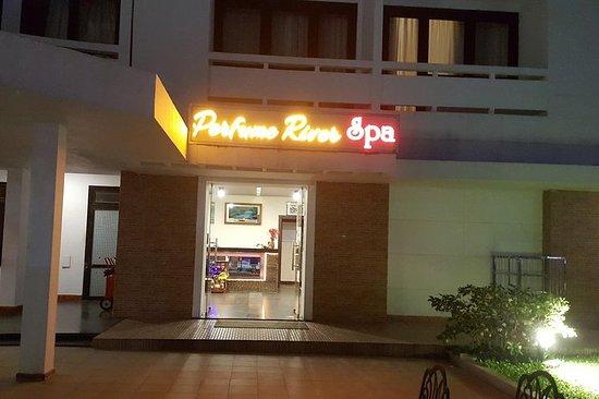 Spa de massagem