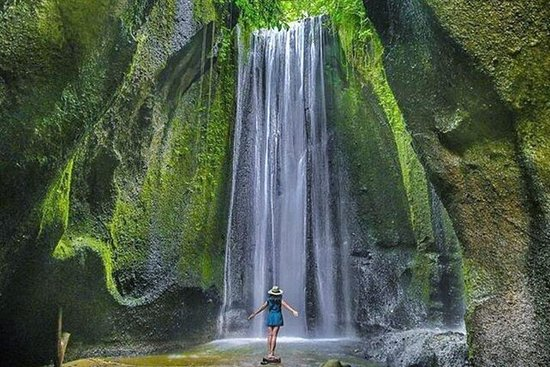 Full Day : Bali TUKAD CEPUNG Waterfall...