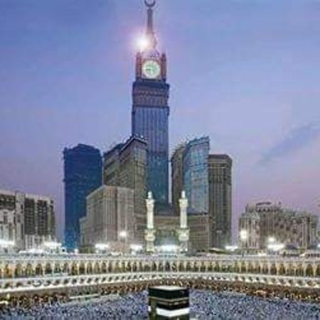Beautiful View Masjid Haram Foto Makkah Towers Mekkah Tripadvisor