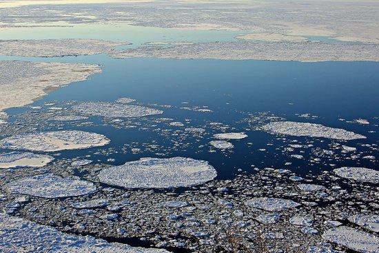 Shiretoko Peninsula, Япония: 流氷, Drift Ice