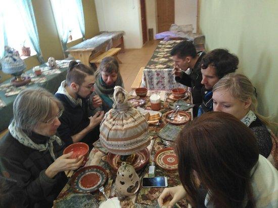 Ceramics from Likhoslavl