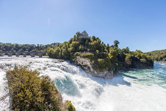 Die Rheinfälle und Stein am Rhein...