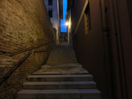 Ghizzano, Италия: borgo