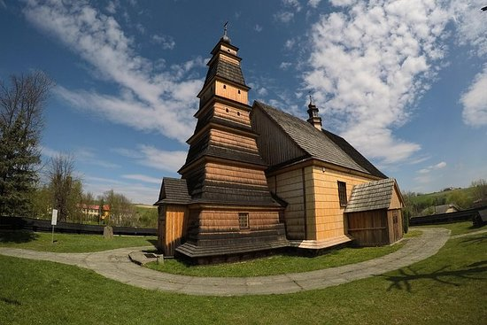 UNESCO Wooden Churches private tour from Krakow