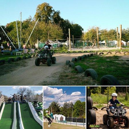 Park Wola- Rodzinny Park Rozryw