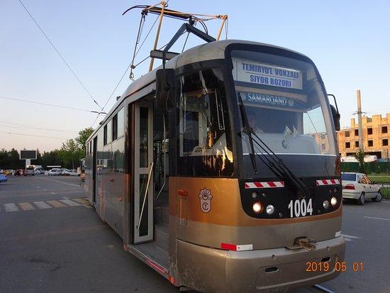 Samarkand Tram