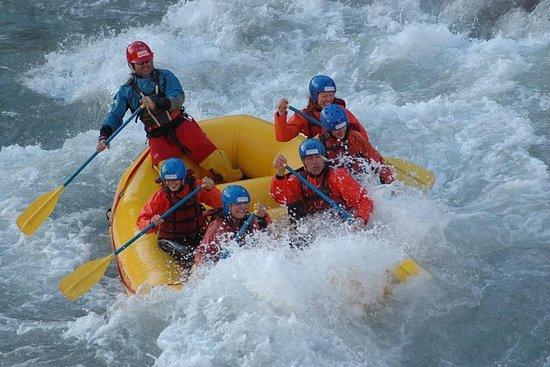 門多薩的河流漂流