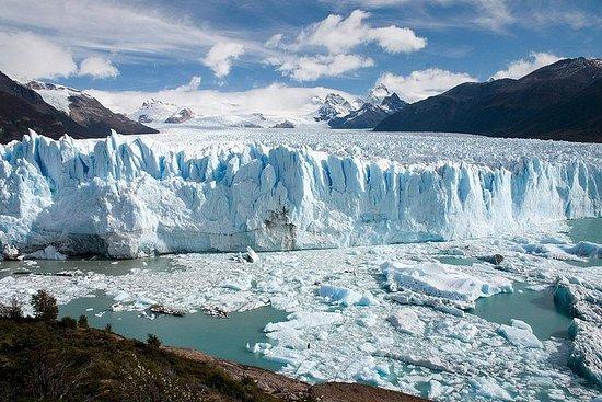 Crucero turístico por los glaciares...