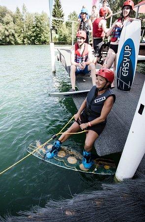 Wasserskilift Allgaeu