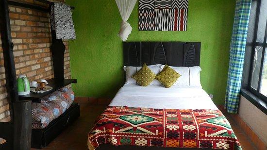 Kitabi, Ruanda: Lodge No 2