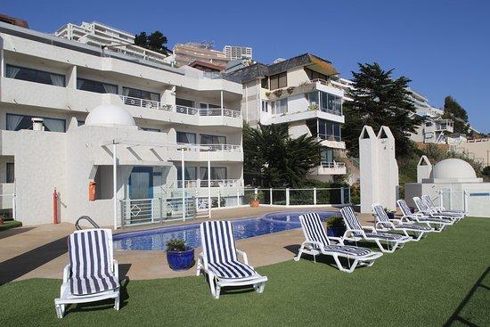 MR. Mar Suites, hoteles en Viña del Mar