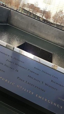 NYC 9/11 Memorial Official Tour: Memorial WTC 2