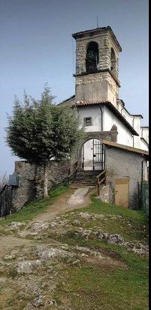 Castellammare Di Stabia, Ιταλία: chiesetta rupeste