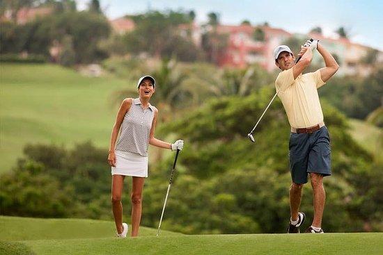 Tour de golf privado: golf de día...