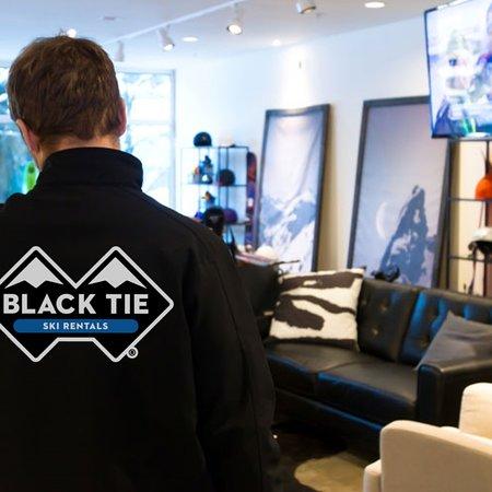 Black Tie Ski Rentals of Whistler
