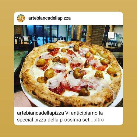Salento, Italia: Parte del menù