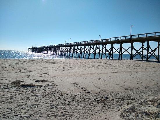 Oak Island Pier