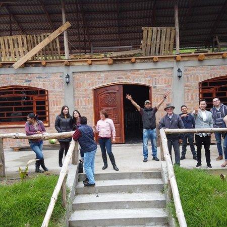 Sigchos, Ecuador: El trapiche bar restaurante