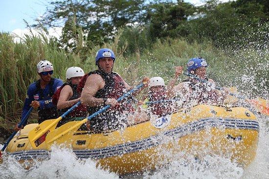 White-Water Rafting Balsa River Class...