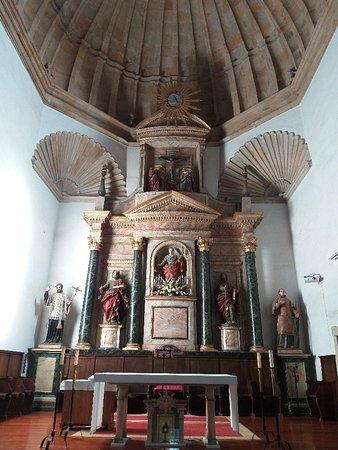 Espinosa de los Monteros, España: Iglesia de Santa Cecilia