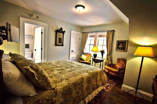 Junior Suite King Bed. Room 20