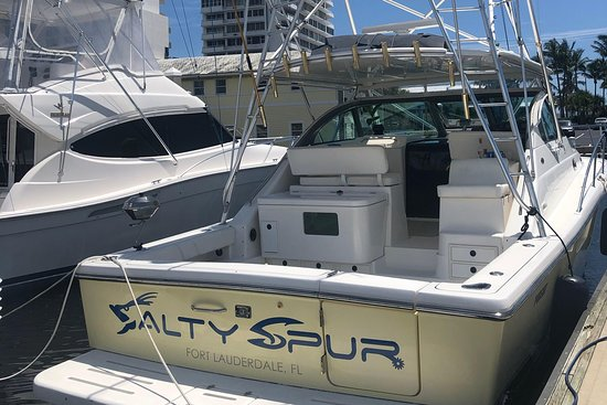Salty Spur Charters