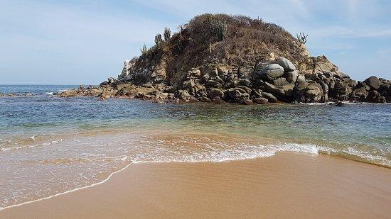 Santa Maria Huatulco, Мексика: Playa Magueyito