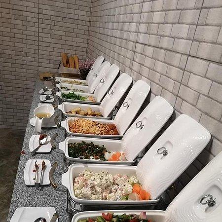 เพิ่งไปทานอาหารกับครอบครัวเมื่อวานนี้ค่ะ
