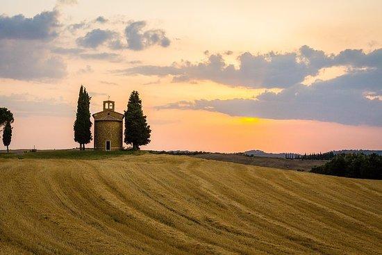 LOVE TUSCANY TOUR: Pienza, Montalcino e