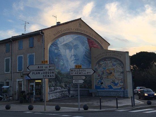 Musee Jean Moulin de Saint-Andiol