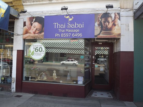 Thai Sabai Thai Massage